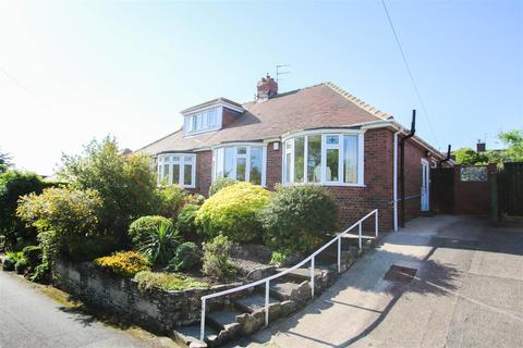 2 bedroom semi-detached bungalow for sale - Queen Alexandra Road, Sunderland