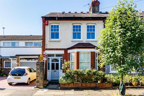 3 bedroom end of terrace house for sale - Ernest Gardens, London W4