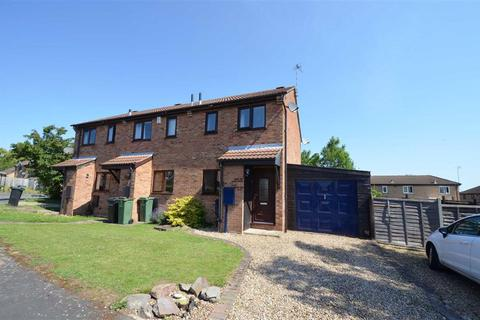 2 bedroom semi-detached house for sale - Roman Hill, Wigston Harcourt
