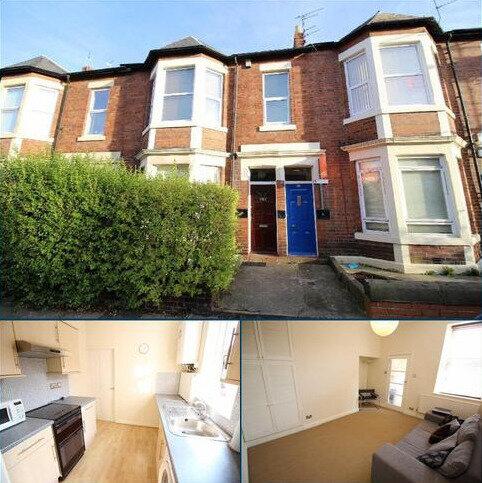 3 bedroom flat for sale - Sandringham Road, South Gosforth, Newcastle Upon Tyne