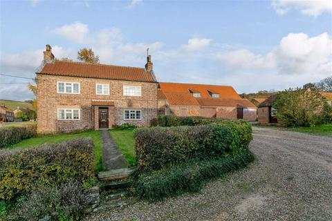 3 bedroom property with land for sale - Main Street, Bishop Wilton, North Yorkshire