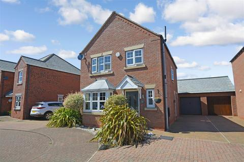 3 bedroom detached house for sale - The Granary, Scotter, Gainsborough