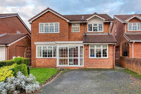 4 bedroom detached house for sale - 3, Thurlstone Drive, Penn, Wolverhampton, West Midlands, WV4