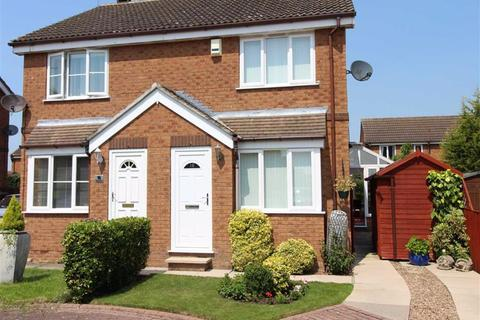 2 bedroom semi-detached house for sale - Hawthorne Garth, Beverley, East Yorkshire