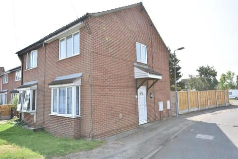 2 bedroom semi-detached house for sale - Willow Road, New Balderton, Newark