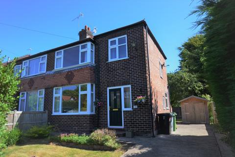 3 bedroom semi-detached house for sale - Granville Road, Wilmslow