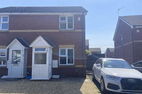 2 bedroom semi-detached house for sale - Whitmore Park Drive, Highlight Park, Barry