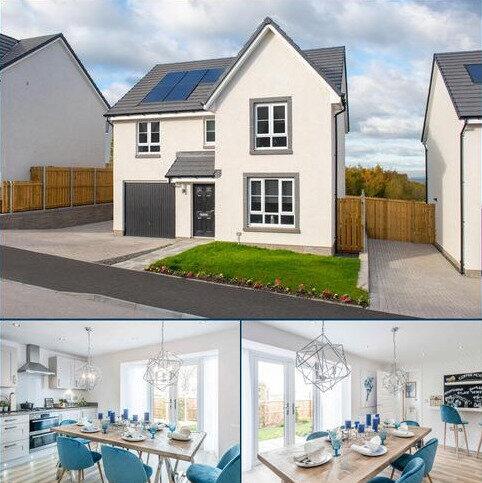 4 bedroom detached house for sale - Plot 77, Dunbar at Brackenhill View, Meikle Earnock Road, Hamilton, HAMILTON ML3