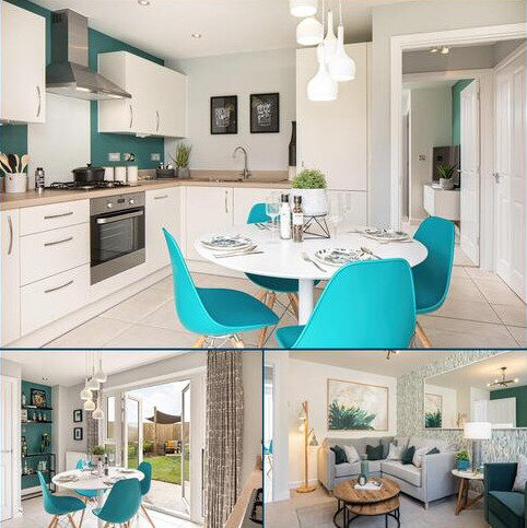 2 bedroom terraced house for sale - Plot 113, Roseberry at Northfields Park, Off Hayes Way, Patchway BS34