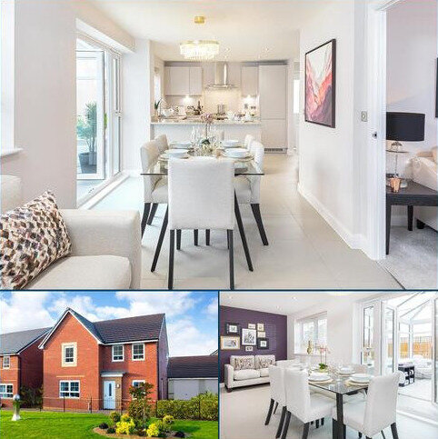 4 bedroom detached house for sale - Plot 65, Radleigh at St Michael's Gate, Llantarnam Road, Llantarnam, CWMBRAN NP44