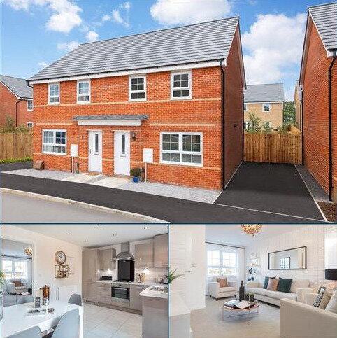 3 bedroom end of terrace house for sale - Plot 222, Maidstone at Ambler's Meadow, East Ardsley, Bradford Road, East Ardsley, WAKEFIELD WF3