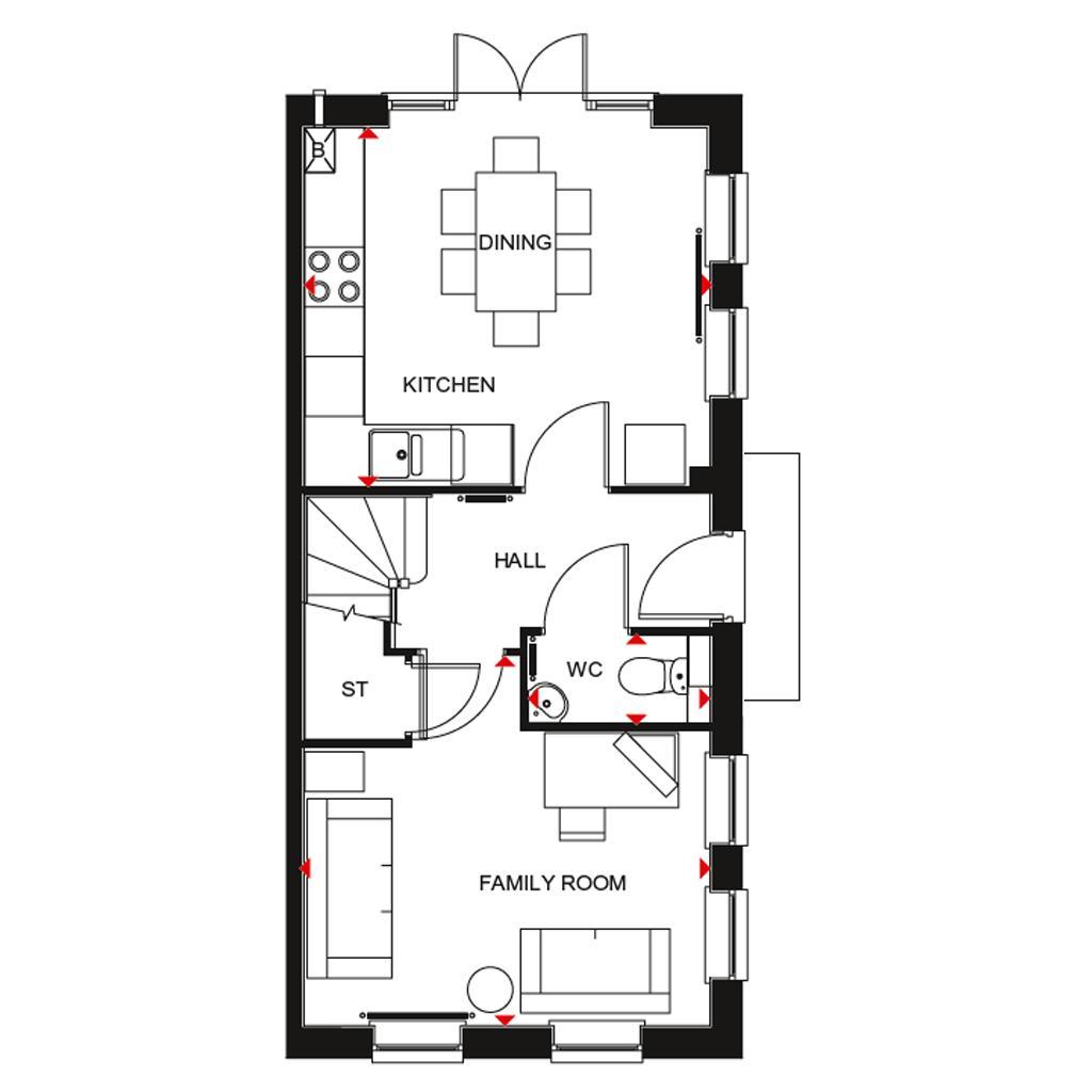 Floorplan 1 of 3: H7061 bbnfgf