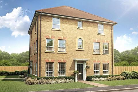 3 bedroom semi-detached house for sale - Plot 152, BRENTFORD at Newton's Place, Barrowby Road, Grantham, GRANTHAM NG31