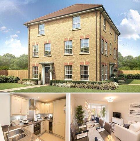 4 bedroom semi-detached house for sale - Plot 154, HAVERSHAM at Newton's Place, Barrowby Road, Grantham, GRANTHAM NG31