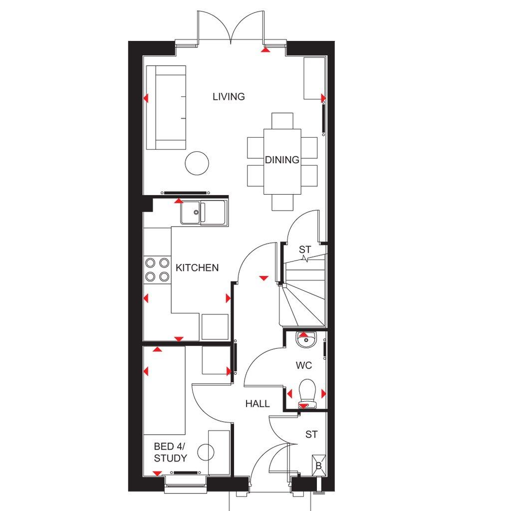 Floorplan 1 of 3: Haversham Special GF