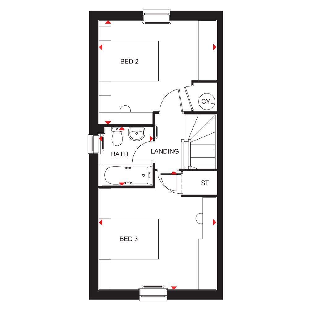 Floorplan 3 of 3: Haversham Special SF