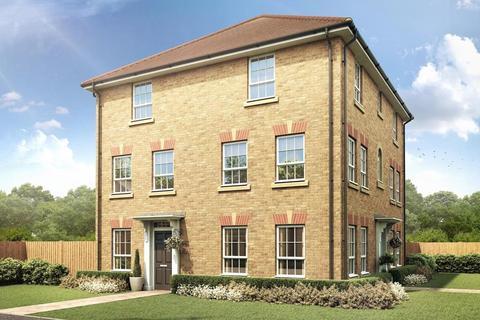 3 bedroom semi-detached house for sale - Plot 153, HAVERSHAM at Newton's Place, Barrowby Road, Grantham, GRANTHAM NG31