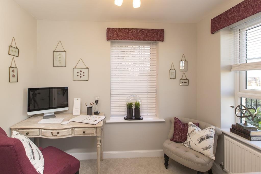 Bedroom 4/Study or playroom