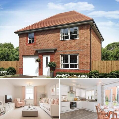 4 bedroom detached house for sale - Plot 127, Windermere at Park Edge, Doncaster, Wheatley Hall Road, Doncaster, DONCASTER DN2