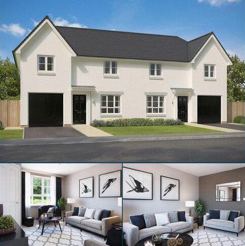 3 bedroom semi-detached house for sale - Plot 200, Ravenscraig at Ness Castle, 1 Mey Avenue, Inverness, INVERNESS IV2