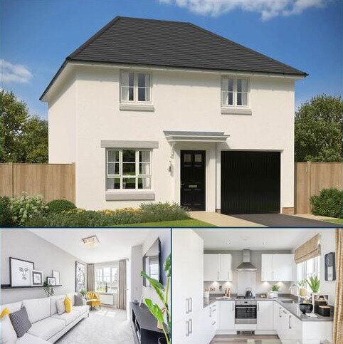 4 bedroom detached house for sale - Plot 221, Glenbuchat at Ness Castle, 1 Mey Avenue, Inverness, INVERNESS IV2
