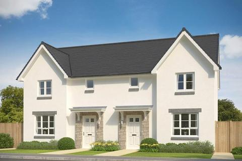 3 bedroom semi-detached house for sale - Plot 338, Craigend at Osprey Heights, Oldmeldrum Road, Inverurie, INVERURIE AB51