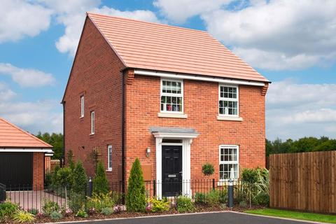 4 bedroom detached house for sale - Plot 77, Ingleby at Berry Hill, Lindhurst Lane, Mansfield, MANSFIELD NG18