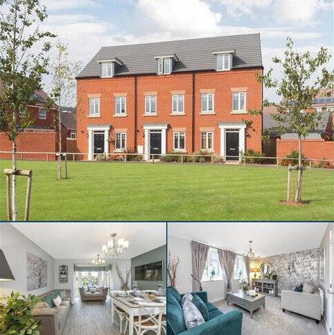 3 bedroom end of terrace house for sale - Plot 45, Greenwood at Fairfield Croft, Shipton Road, York, YORK YO30