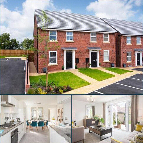 3 bedroom semi-detached house for sale - Plot 205, ASHURST at Heather Croft, Whitby Road, Pickering, PICKERING YO18