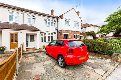 3 bedroom terraced house for sale - Clyde Crescent, Upminster, RM14