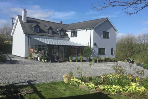 5 bedroom farm house for sale - Henllan Amgoed, Whitland