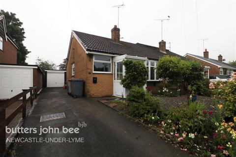 2 bedroom bungalow to rent - Woodgate Avenue, Church Lawton