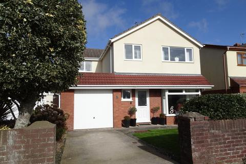 4 bedroom detached house for sale - DE BERCLOS, PORTHCAWL, CF36 3JN