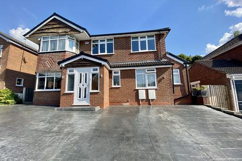 5 bedroom detached house for sale - Linksway, Gatley, Cheadle