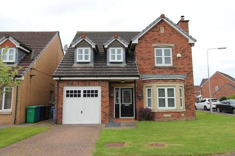4 bedroom detached house to rent - Mallard Grove, Dunfermline
