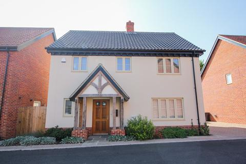 4 bedroom detached house for sale - Palfrey Place, Halesworth