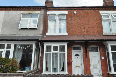 3 bedroom terraced house for sale - Charlotte Road, Stirchley, Birmingham, B30