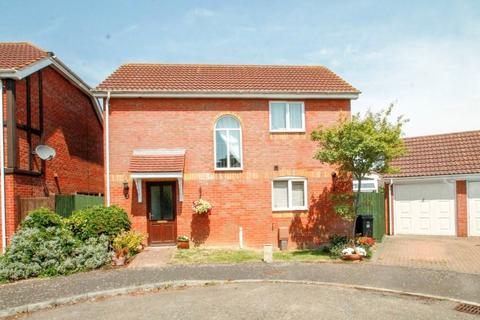3 bedroom detached house for sale - The Becketts, Stowmarket, IP14