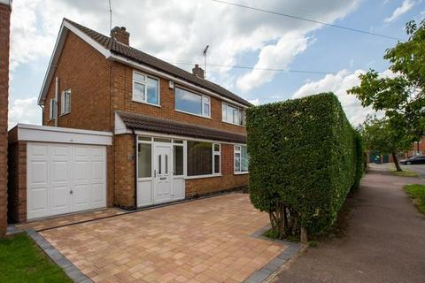 3 bedroom semi-detached house to rent - Larch Grove, Leicester