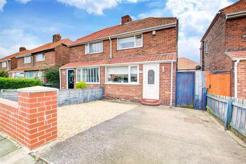 2 bedroom semi-detached house for sale - Hotspur Road, Wallsend, Tyne & Wear, NE28