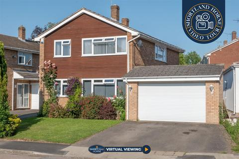 4 bedroom detached house for sale - Raven Cragg Road, Earlsdon, Coventry