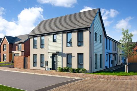 3 bedroom end of terrace house for sale - Plot 391, Ennerdale at Waterside @ The Quays, Rhodfa Cambo, Barry CF62