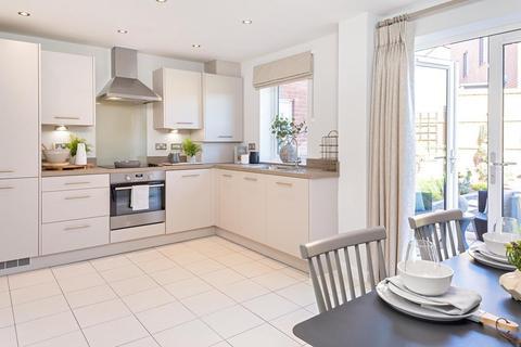 3 bedroom terraced house for sale - Plot 79, Maidstone at Lakeside Walk,Hamworthy, Lake Road, Hamworthy, POOLE BH15