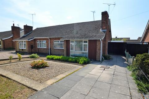2 bedroom bungalow for sale - Dorset Avenue, Wigston, LE18 4WE