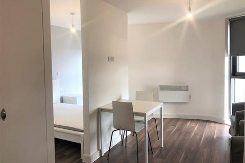 1 bedroom terraced house to rent - Studio Apartment at Block B, One Wolstenholme Square, 2 Nation Way, Liverpool, Merseyside, L1