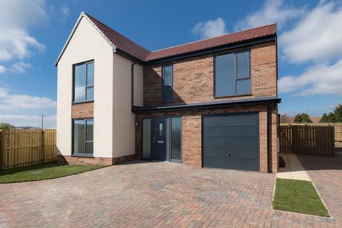 Ascent Homes - St Pauls Place - Plot 5, 6, Oasis at Commissioners Quay, Quay Road, Blyth NE24