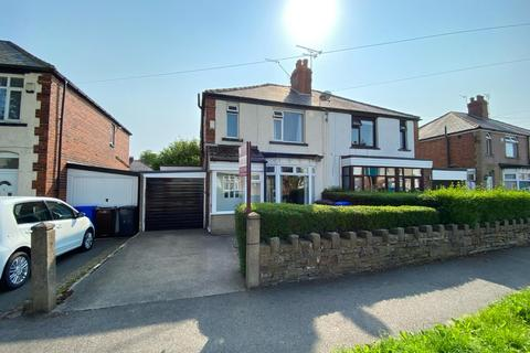 3 bedroom semi-detached house for sale - 15 Robert Road, Greenhill, Sheffield, S8 7TL