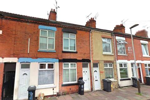 2 bedroom terraced house to rent - Stuart Street, Leicester LE3 0DW