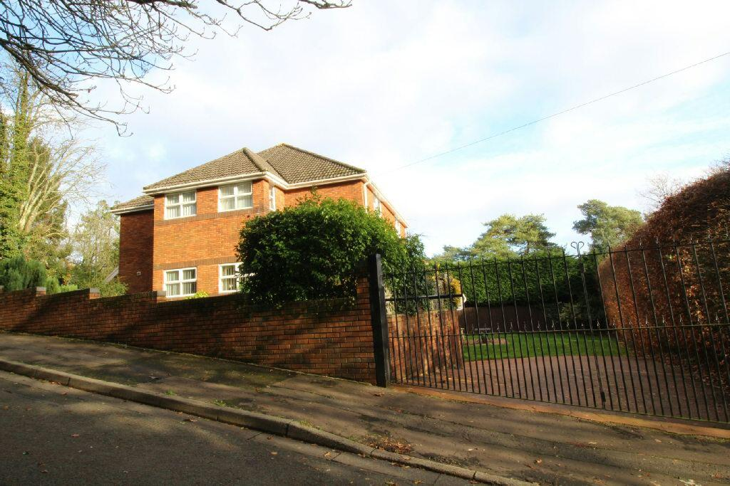 4 Bedrooms Detached House for sale in Stow Park Circle, Newport