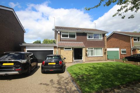 4 bedroom detached house for sale - Colston Way , Beaumont Park, Whitley Bay, Whitley Bay, NE25 9UF